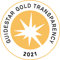 The Guidestar Gold Transparency badge